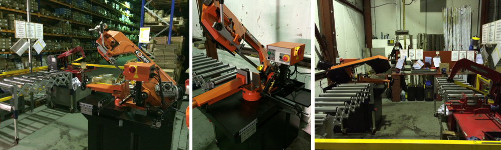 Cutting Shop machine