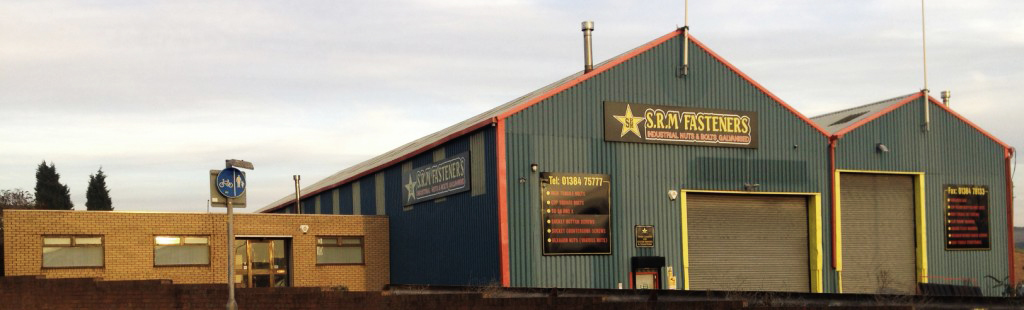 contact SRM Fastener Warehouse West Midlands