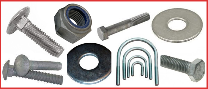 Nut & Bolt Suppliers